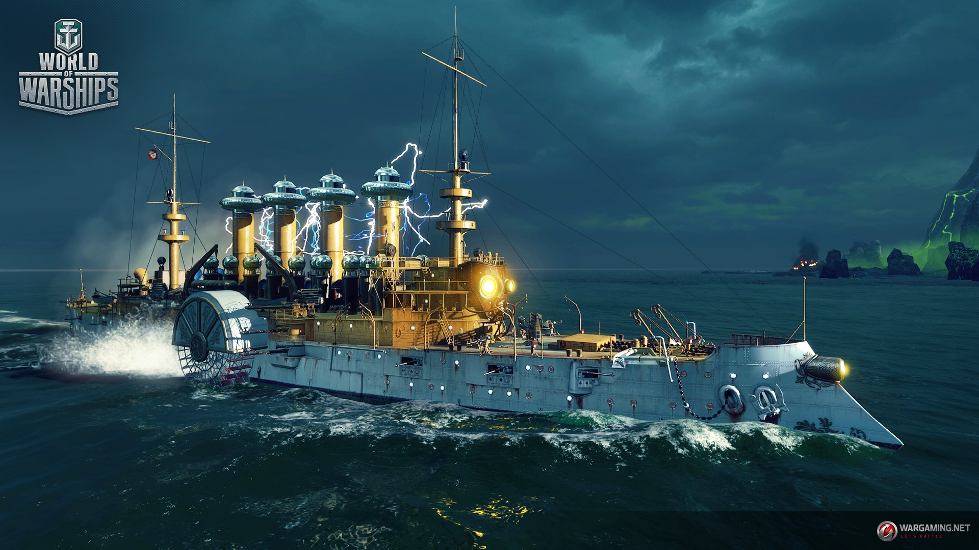 An Ancient Evil Haunts The Transylvania World Of Warships