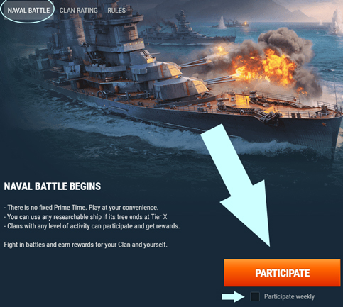 Naval Battles: Quick Guide | World of Warships