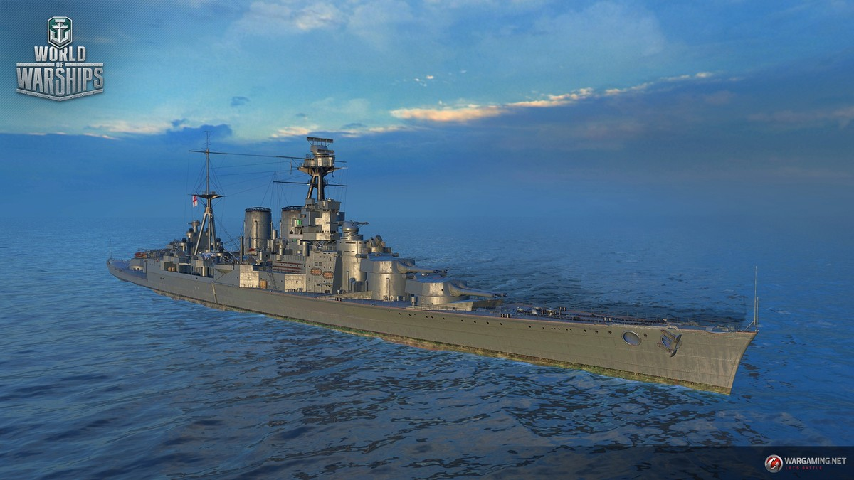 Update 0 7 8  Happy Birthday! | World of Warships